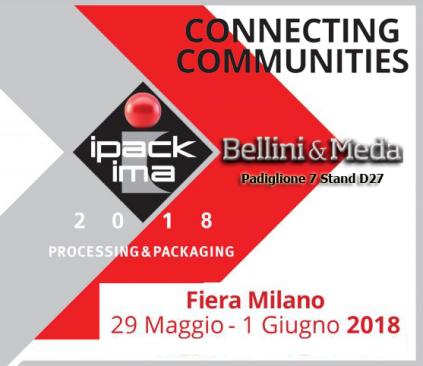 Fiera Milano 2018 IPACK-IMA